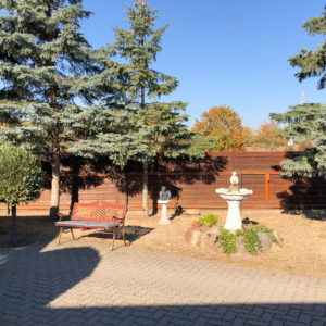 Minge Bestattungsinstitut Aussenansicht