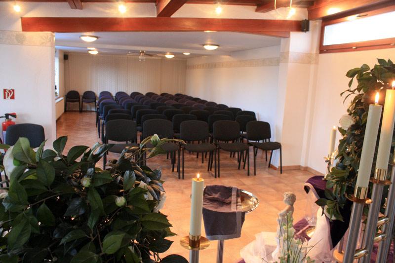 Minge Bestattungsinstitut - Ihr Begleiter in schwerer Zeit